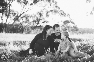 Worbey Family | Adelaide Maternity Photographer | Lucinda May Photography
