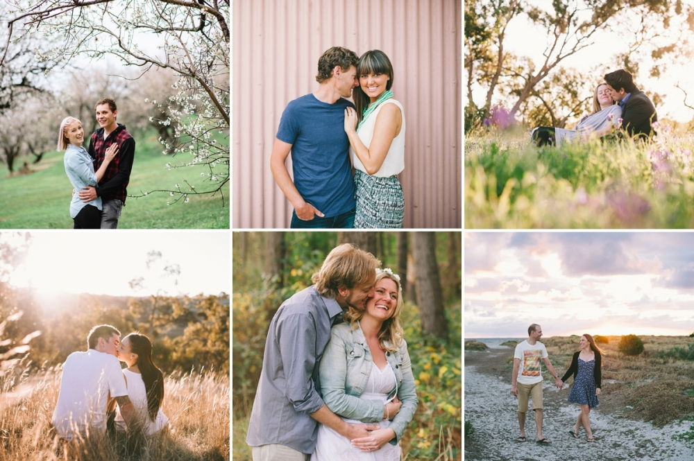 Adelaide Boutique Photographer - Engagement Session