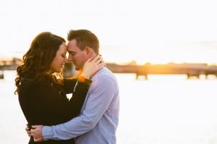 Adelaide Warehouse Engagement Photographer | Port Adelaide | Lucinda May Photography