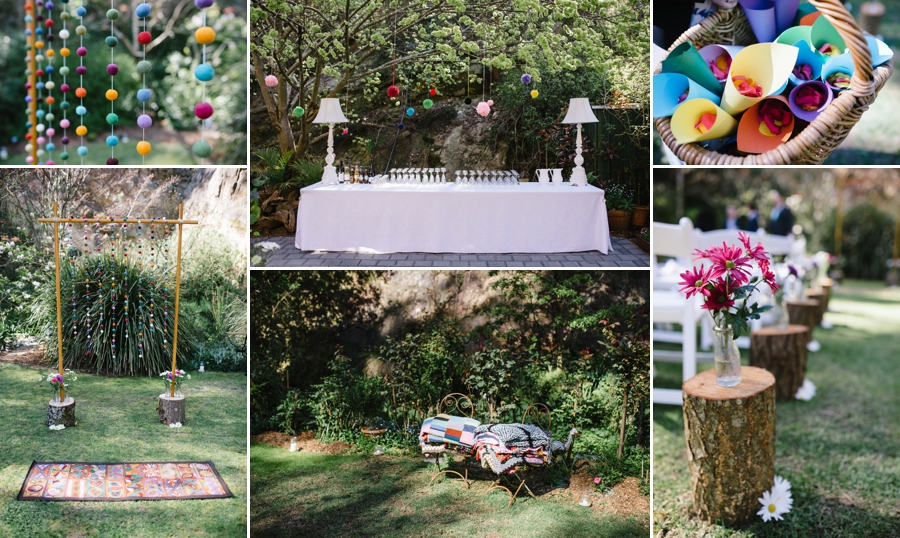 Adelaide Hills Wedding Photographer | Secret Garden Stirling | Lucinda May Photography