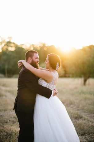 CA Al Ru Farm Adelaide Hills Wedding - Lucinda May Photography