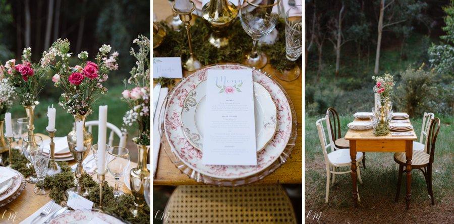 Whimsical Woodland Wedding Inspiration
