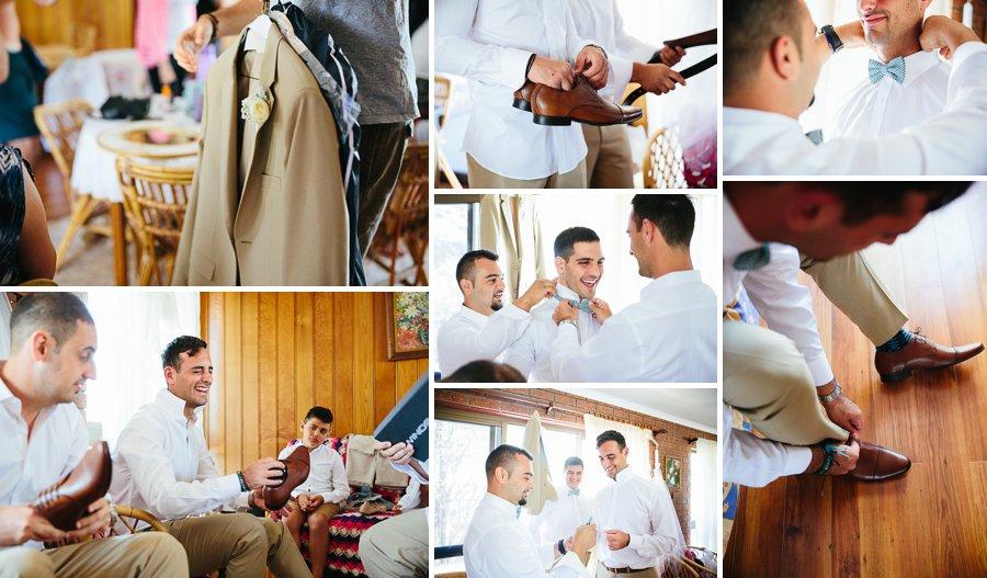 McLaren Vale Wedding Photography - Serafino Wines