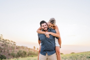 A&B Engaged | Adelaide Hills Couple Photography