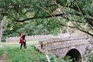 Erinn & Rob | Adelaide Hills Engagement Photography