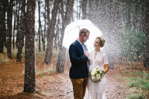 Adelaide Wedding Photography Rain | Lucinda May Photography