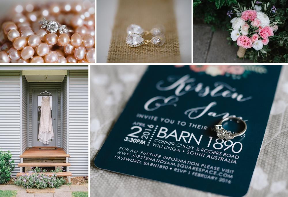 Barn 1890 Wedding Photography Adelaide