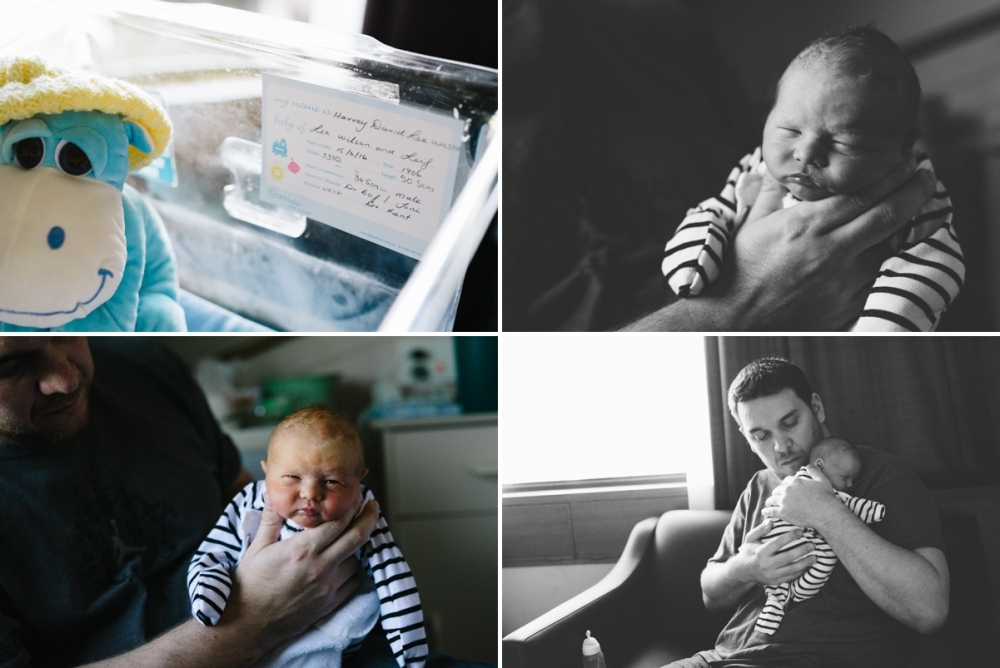 Fresh 48 Newborn Hospital Photography | Adelaide
