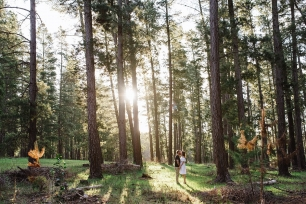 Chloe and Sam | Barossa Engagement Photography