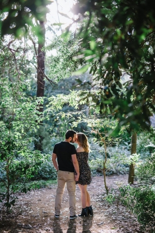 Adelaide Botanic Gardens | Couple Photography