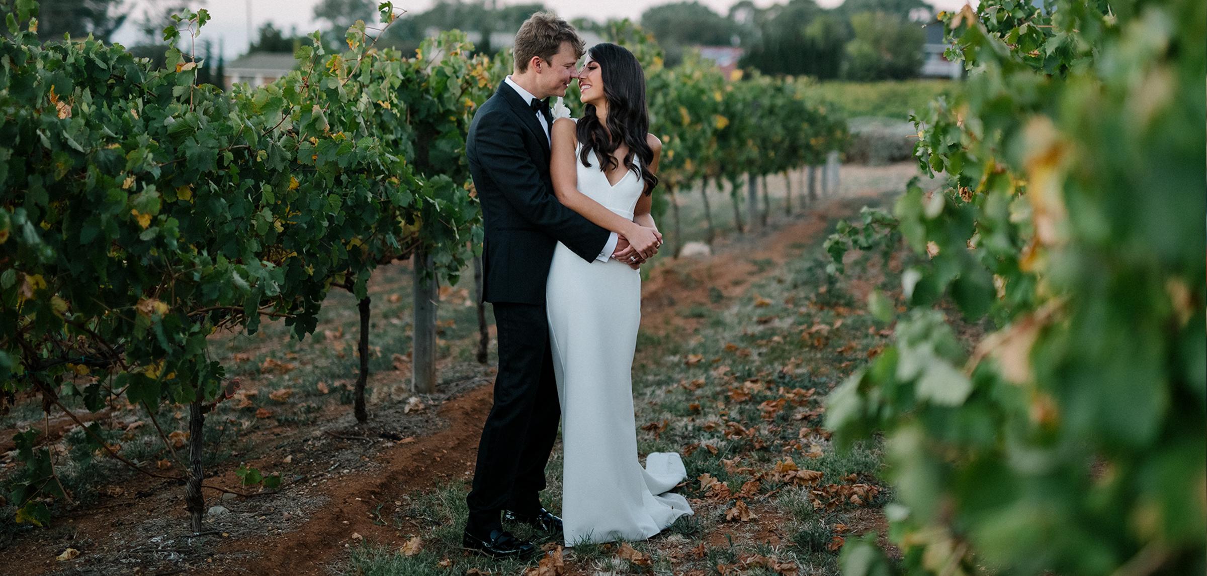 Adelaide Winery Wedding