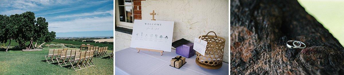 Adelaide Wedding Photographer   Coriole Vineyard
