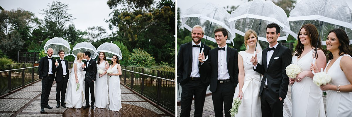 Adelaide Rain Wedding Photographer